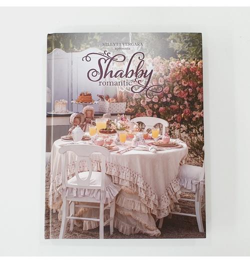 Livro Shabby Romantic- Millyta Vergara
