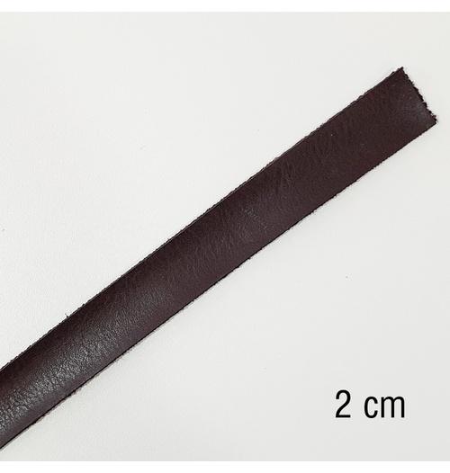 Tira de Montana sintético 1.5 - Café (2 cm)