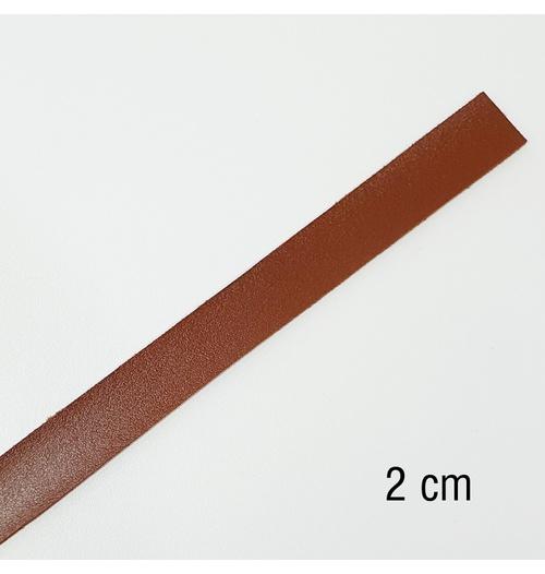 Tira de Montana sintético 1.5 - Caramelo (2 cm)