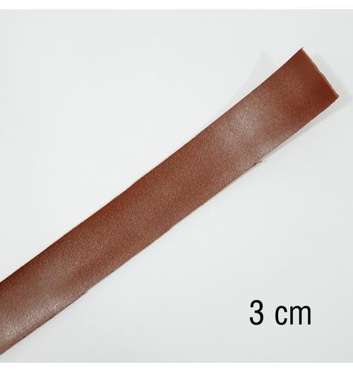 Tira de Montana sintético 1.5 - Caramelo (3 cm)
