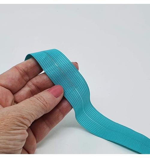 Viés Boneon 25mm - Tiffany (pacote com 10 metros)