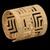 Anel Folheado A Ouro Egito
