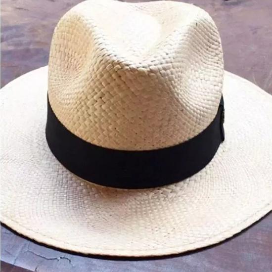 Chapéu Panamá Natural