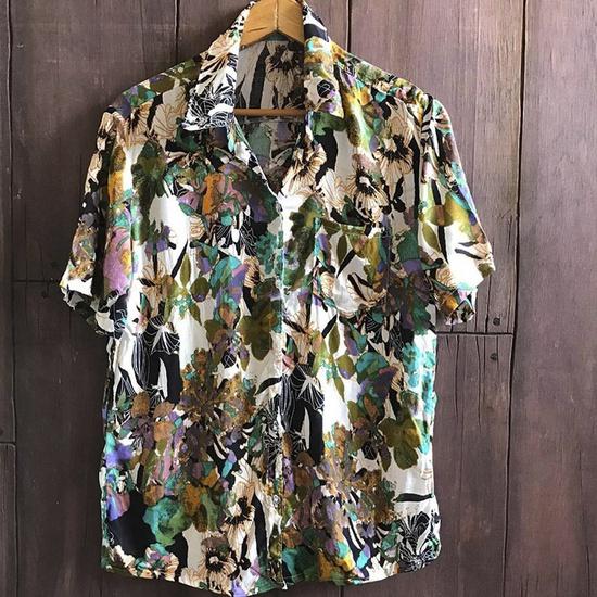 Camisa De Praia Congo