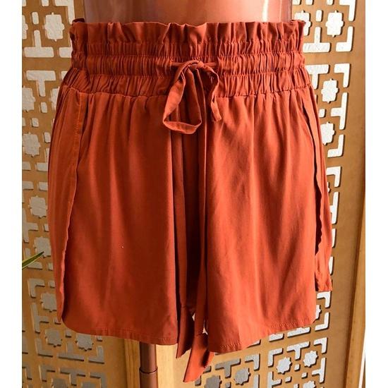 Shorts Luna Terracota