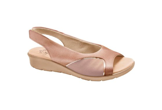 Sandália para Joanete - Ouro Velho