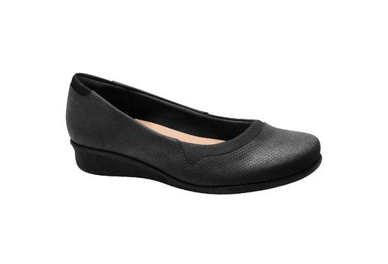 Sapato Feminino Boneca - Preto