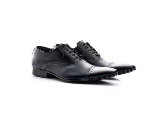 Sapato Oxford Masculino Preto
