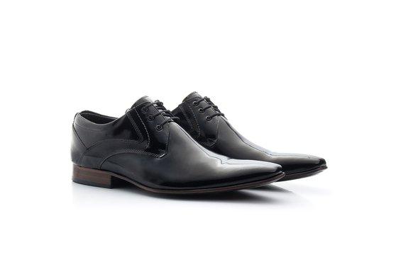 Sapato Masculino Social Verniz Preto