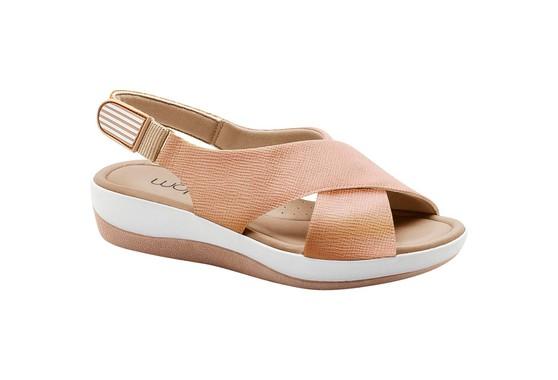 Sandália com Velcro para Esporão e Fascite - Bistrô