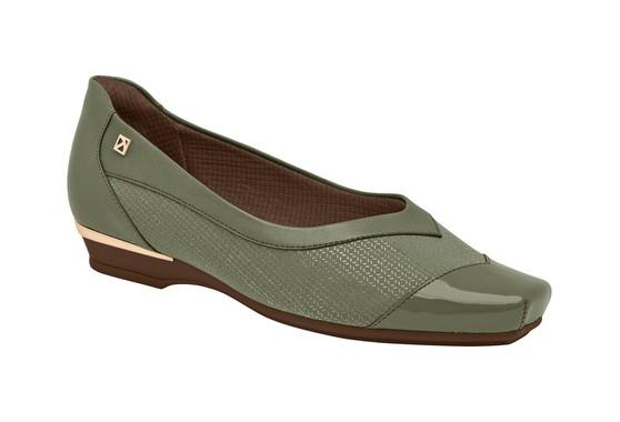 Sapatilha Comfort Maxi - Oliva