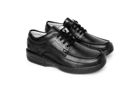 Sapato Masculino Casual - Preto