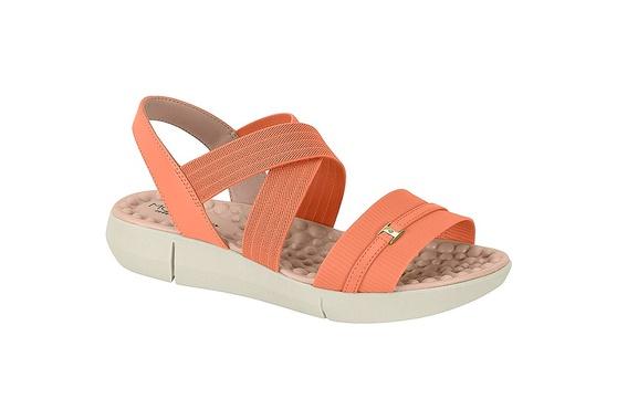 Sandália para Esporão e Fascite Confort - Coral
