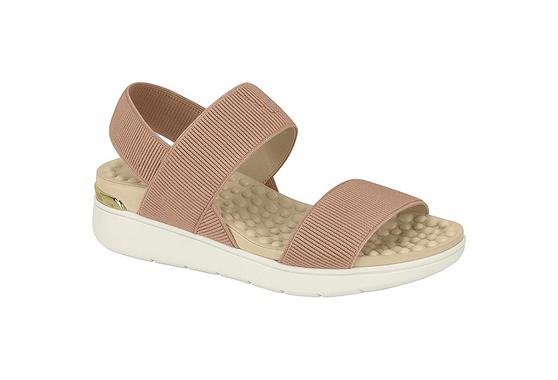 Sandália para Esporão e Fascite - Bege