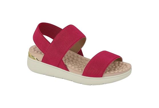Sandália para Esporão e Fascite - Cereja