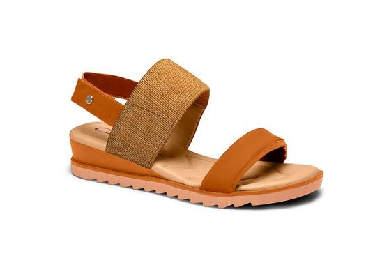 Sandália para Esporão e Fascite - Mascavo