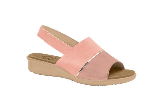 Sandália com Velcro para Esporão, Fascite e Joanete - Quartzo