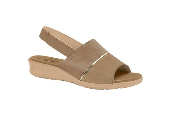 Sandália com Velcro para Esporão, Fascite e Joanete - Torrone