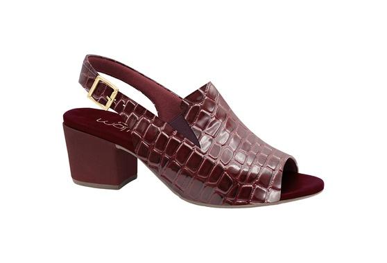 Sandália Ankle Boot Confortável - Marasca
