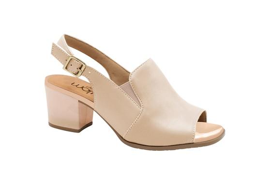 Sandália Ankle Boot Confortável - Bistro