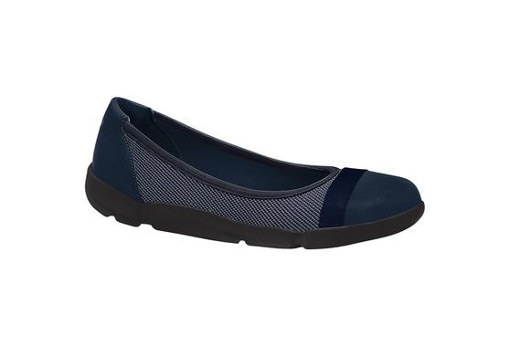 Tênis Sapatilha para Fascite - Azul