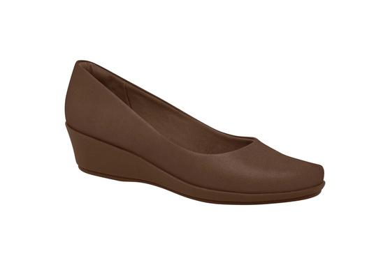 Sapato Feminino para Esporão de Calcâneo - Madeira