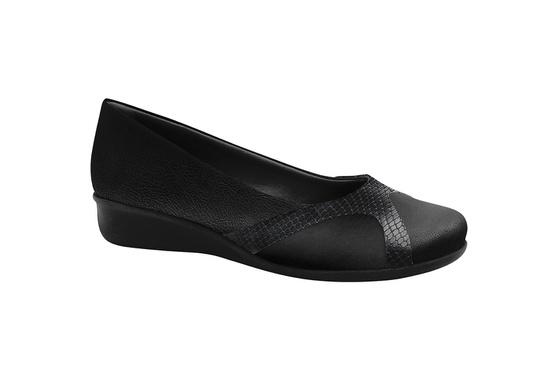 Sapato para Joanete e Esporão - Preto