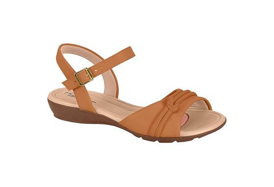 Sandália para Esporão e Fascite - Camel