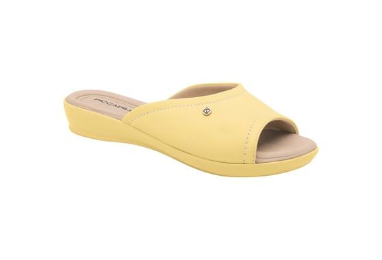 Tamanco Fascite e Esporão - Amarelo
