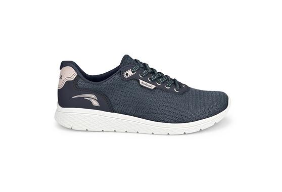 Tênis Confort para Caminhada - Azul