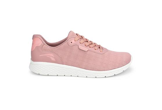 Tênis Confort para Caminhada - Rosa