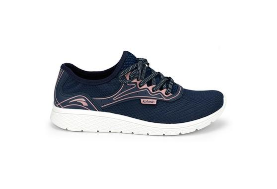 Tênis para Caminhada Feminino - Azul