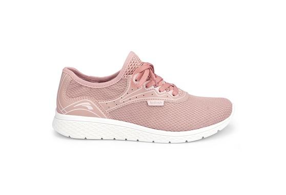 Tênis para Caminhada Feminino - Blush
