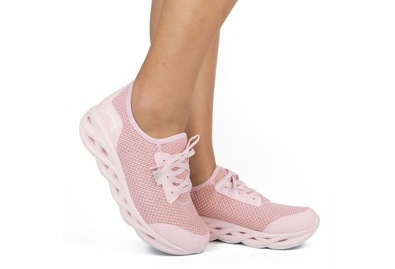 Tênis para Caminhada com Palmilha Massageadora - Candy