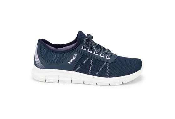 Tênis para Caminhar Feminino - Azul