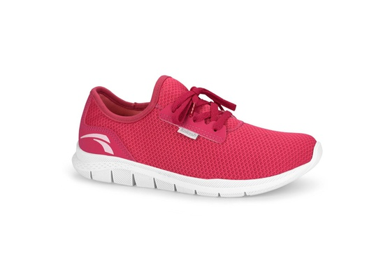 Tênis Caminhada Feminino - Rouge
