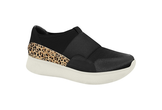 Sneaker Confortável para Esporão e Fascite - Onça