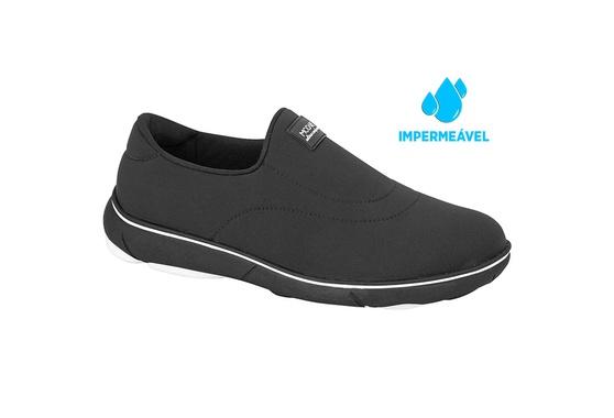 Sapato Impermeável Feminino - Preto
