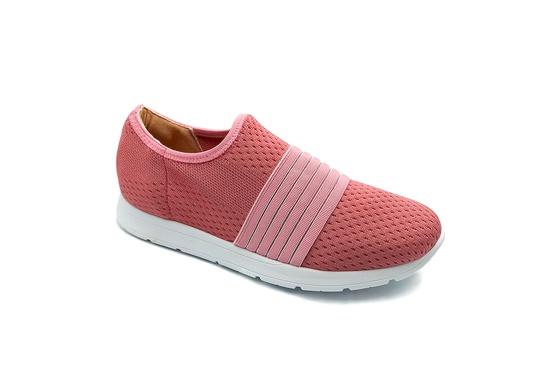 Tênis Feminino Confortável para Esporão e Fascite - Pink