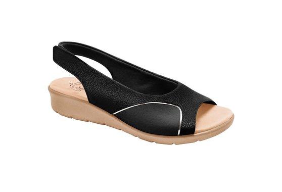 Sandália para Joanete - Preta