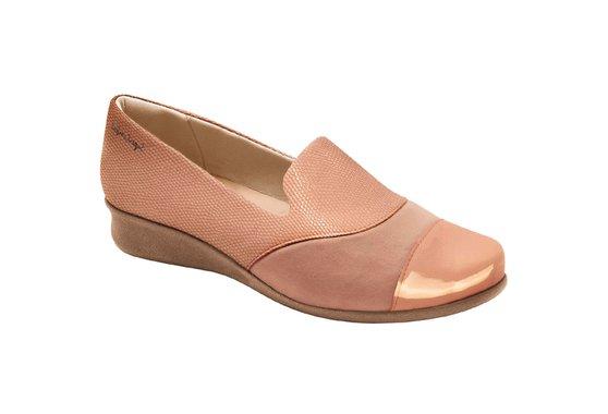 Sapato Fechado para Joanete - Pele