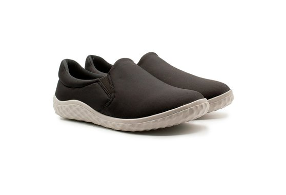 e6d492763 Sapatilha Confortável Feminina - Preta | Pé Relax Sapatos Confortáveis