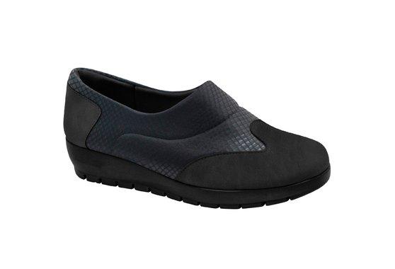 Sapato Ortopédico - Preto