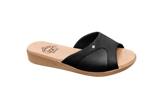00c13d257 Tamanco Joanete e Esporão - Preto   Pé Relax Sapatos Confortáveis