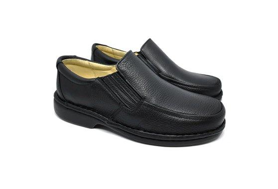 a758ca1d48 Sapato Masculino Confortável - Preto