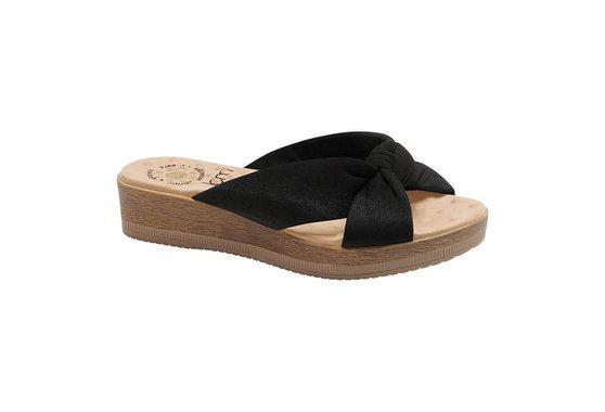 9551c8d42 Tamanco Confortável Feminino - Preto | Pé Relax Sapatos Confortáveis