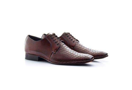 a2c22dcbd Sapato Social Masculino Marrom | Pé Relax Sapatos Confortáveis