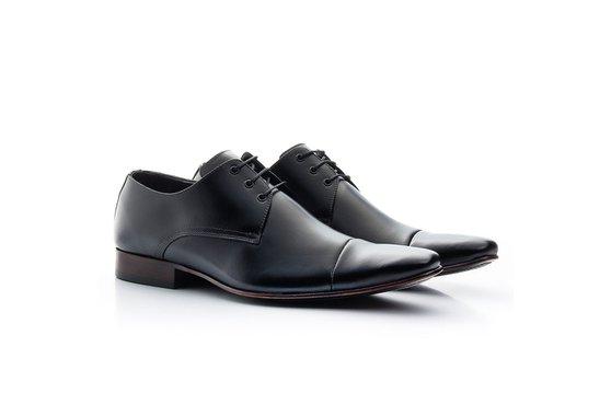 Sapato Masculino Couro Preto
