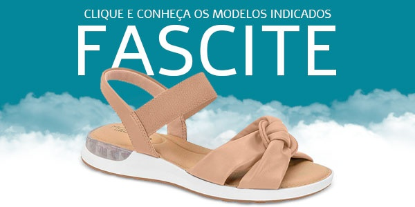 Sapatos para Fascite