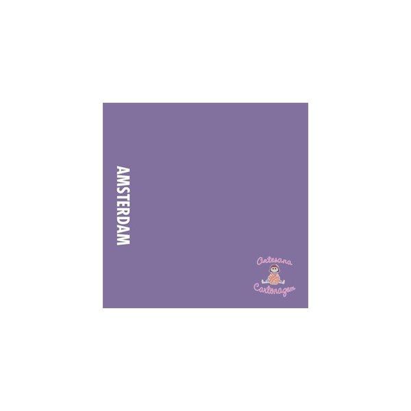 PAPEL COLOR PLUS - AMSTERDAM ( ROXO) - A3 - 1 FOLHA